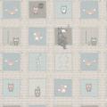 """Ткань для пэчворк (50x55см) 4500-175 из коллекции """"Woodie"""" """"Stof"""" (Дания)"""