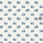 """Ткань для пэчворк (50x55см) 4500-176 из коллекции """"Woodie"""" """"Stof"""" (Дания)"""
