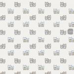 """Ткань для пэчворк (50x55см) 4500-177 из коллекции """"Woodie"""" """"Stof"""" (Дания)"""