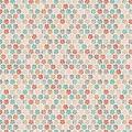 """Ткань для пэчворк (50x55см) 4500-327 из коллекции """"Savana"""" """"Stof"""" (Дания)"""
