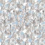 "Ткань для пэчворк (50x55см) 4500-340 из коллекции ""Drys"" ""Stof"" (Дания)"