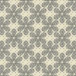 "Ткань для пэчворк (50x55см) 4500-344 из коллекции ""Drys"" ""Stof"" (Дания)"