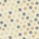 "Ткань для пэчворк (50x55см) 4500-353 из коллекции ""Drys"" ""Stof"" (Дания)"