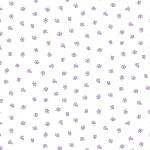 """Ткань для пэчворк (50x55см) 4500-452 из коллекции """"Lavender Story"""" """"Stof"""" (Дания)"""