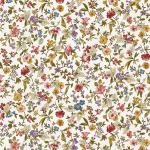 """Ткань для пэчворк (50x55см) 4500-495 из коллекции """"Spring Meadow"""" """"Stof"""" (Дания)"""