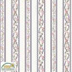 """Ткань для пэчворк (50x55см) 4500-537 из коллекции """"Vintage Roses"""" """"Stof"""" (Дания)"""