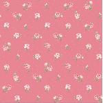 """Ткань для пэчворк (50x55см) 4500-542 из коллекции """"Vintage Roses"""" """"Stof"""" (Дания)"""