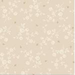 """Ткань для пэчворк (50x55см) 4500-549 из коллекции """"Vintage Roses"""" """"Stof"""" (Дания)"""