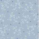 """Ткань для пэчворк (50x55см) 4500-551 из коллекции """"Vintage Roses"""" """"Stof"""" (Дания)"""