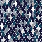 """Ткань для пэчворк (50x55см) 4500-669 из коллекции """"Cosy minds"""" """"Stof"""" (Дания)"""