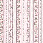 """Ткань для пэчворк (50x55см) 4500-764 из коллекции """"Juliet roses"""" """"Stof"""" (Дания)"""