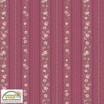 """Ткань для пэчворк (50x55см) 4500-768 из коллекции """"Juliet roses"""" """"Stof"""" (Дания)"""