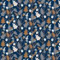 """Ткань для пэчворк (50x55см) 4500-836 из коллекции """"Hush-a-Bye Woods"""" """"Stof"""" (Дания)"""