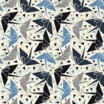 "Ткань для пэчворк (50x55см) 4503-392 ""Stof"" (Дания)"