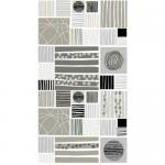 "Ткань для пэчворк (60x110см) 4505-021 ""Stof"" (Дания)"