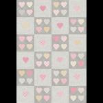 """Ткань для пэчворк (60x110см) 4505-074 из коллекции """"Petit Coeur"""" """"Stof"""" (Дания)"""