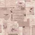 """Ткань для пэчворк (60x110см) 4505-077 из коллекции """"Piano Forte"""" """"Stof"""" (Дания)"""