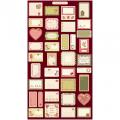 "Ткань для пэчворк (60x110см) 4505-612 ""Stof"" (Дания)"