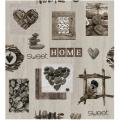 "Ткань для пэчворк (60x110см) 4505-616 ""Stof"" (Дания)"