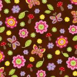 "Ткань для пэчворк (50x55см) 4506-193 ""Stof"" (Дания)"