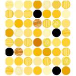 "Ткань для пэчворк (60x110см) 4507-438 ""Stof"" (Дания)"