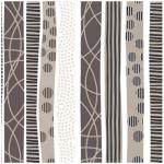 "Ткань для пэчворк (60x110см) 4507-441 ""Stof"" (Дания)"