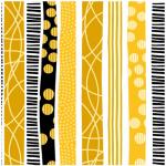 "Ткань для пэчворк (60x110см) 4507-442 ""Stof"" (Дания)"