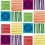 "Ткань для пэчворк (60x110см) 4507-444 ""Stof"" (Дания)"
