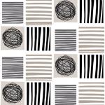 "Ткань для пэчворк (60x110см) 4507-445 ""Stof"" (Дания)"
