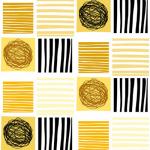 "Ткань для пэчворк (60x110см) 4507-446 ""Stof"" (Дания)"