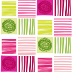 "Ткань для пэчворк (60x110см) 4507-447 ""Stof"" (Дания)"