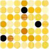 "Ткань для пэчворк (60x110см) 4507-450 ""Stof"" (Дания)"