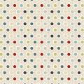 "Ткань для пэчворк (50x55см) 4507-827 ""Stof"" (Дания)"