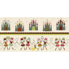 "Ткань для пэчворк (60x110см) 4507-904 из коллекции ""Sweet Princess"" ""Stof"" (Дания)"