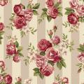 """Ткань для пэчворк (50x55см) 4507-926 из коллекции """"Rosies Summer"""" """"Stof"""" (Дания)"""