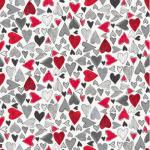 "Ткань для пэчворк (50x55см) 4507-503 ""Stof"" (Дания)"