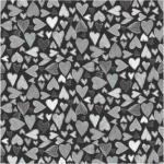 "Ткань для пэчворк (50x55см) 4507-505 ""Stof"" (Дания)"