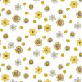 "Ткань для пэчворк (50x55см) 4507-519 ""Stof"" (Дания)"