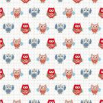 "Ткань для пэчворк (50x55см) 4507-637 ""Stof"" (Дания)"
