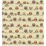 "Ткань для пэчворк (60x110см) 4507-645 ""Stof"" (Дания)"