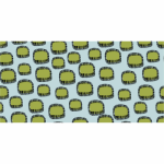 "Ткань для пэчворк (50x55см) 4507-666 ""Stof"" (Дания)"