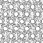 "Ткань для пэчворк (50x55см) 4507-673 ""Stof"" (Дания)"