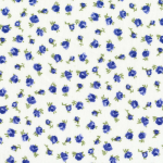"Ткань для пэчворк (50x55см) 4517-124 ""Stof"" (Дания)"