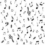 "Ткань для пэчворк (50x55см) 4520-100 из коллекции ""Quilters basic harmony"" ""Stof"" (Дания)"