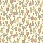 "Ткань для пэчворк (50x55см) 4523-129 ""Stof"" (Дания)"