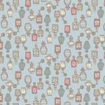 "Ткань для пэчворк (50x55см) 4523-130 ""Stof"" (Дания)"