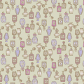"Ткань для пэчворк (50x55см) 4523-131 ""Stof"" (Дания)"