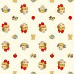 "Ткань для пэчворк (50x55см) 4523-167 ""Stof"" (Дания)"
