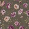 """Ткань для пэчворк (50x55см) 4523-506 из коллекции """"Trachten rosen"""" """"Stof"""" (Дания)"""