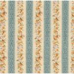 """Ткань для пэчворк (50x55см) 4523-509 из коллекции """"Trachten rosen"""" """"Stof"""" (Дания)"""